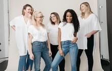 """Cảm nhận thật nhất của các nàng từ """"cò hương"""" đến """"ngoại cỡ"""" khi mặc thử 3 dáng quần jeans quen thuộc"""