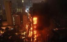 Cháy quán karaoke tại Trung Quốc khiến 18 người thiệt mạng