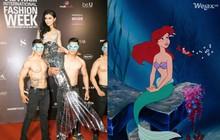 Hoá ra mấy hôm nay chúng ta đi lạc vào Disney International Fashion Week chứ chẳng phải VIFW đâu
