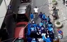 Hai nhóm Hooligan đụng độ nhau trong con ngõ nhỏ và cái kết bất ngờ