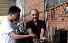 Thu giữ 3 tấn tạp chất cà phê nhuộm than pin tại Bình Phước