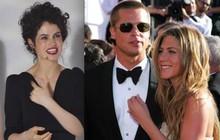 """Jennifer Aniston dằn mặt bạn gái Brad Pitt để giành giật """"người đàn ông hấp dẫn nhất thế giới""""?"""