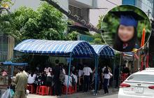 Nghẹn ngào đám tang cô giáo bị nam đồng nghiệp sát hại: Gia đình, học sinh bật khóc nức nở trước sự ra đi của cô giáo trẻ