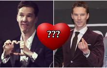 """Khi """"Doctor Strange"""" Benedict Cumberbatch bắn tim, cả thế giới sẽ phải thẫn thờ vì tưởng anh đang... bắn chưởng"""