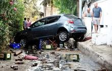 13 người bị thương trong trận động đất tại miền nam Thổ Nhĩ Kỳ