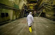 Ám ảnh bên trong nhà máy điện hạt nhân Chernobyl sau hơn 30 năm