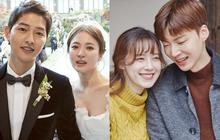 """Đâu cần Son Ye Jin và Jung Hae In thành đôi, Kbiz không thiếu các phiên bản """"chị đẹp"""" đời thực đã tìm được cái kết viên mãn"""