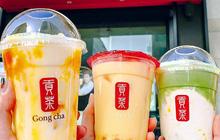 """Hàn Quốc lại có món Gong cha mới từ xoài đang khiến cư dân mạng """"đứng ngồi không yên"""""""
