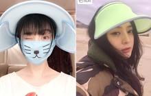 Bịt mặt như ninja, ở nhà cũng che rèm: Phạm Băng Băng bật mí bí kíp chống nắng tạo nên làn da thương hiệu