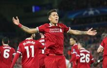 Liverpool nghiền nát AS Roma nhưng thua 2 bàn quan trọng những phút cuối