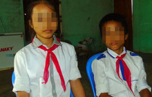 Mơ ước nhói lòng của hai đứa trẻ có mẹ bị bố sát hại