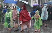 Nghỉ lễ Giỗ Tổ Hùng Vương, miền Bắc se lạnh mưa dông cả ngày