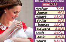Dù rất nóng lòng nhưng tại sao người dân Anh vẫn phải chờ đợi để biết tên tiểu hoàng tử mới chào đời?