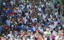 Hàng nghìn người Sài Gòn dâng hương tưởng nhớ vua Hùng