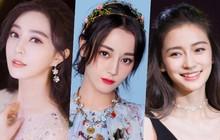 """Top 3 mỹ nhân Cbiz khiến netizen Nhật """"mê như điếu đổ"""": Địch Lệ Nhiệt Ba chứng minh đẳng cấp bên 2 """"tường thành nhan sắc"""""""