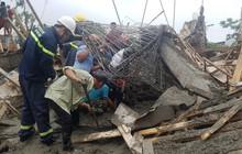 Sập sàn bê tông, nhiều người bị vùi lấp ở Huế: Sức khoẻ nạn nhân giờ ra sao?