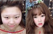 Clip: Không có ai mặt to cả, chỉ là họ chưa make-up