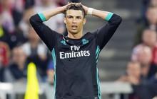 """Ronaldo """"tàng hình"""", vẫn đi vào lịch sử Champions League"""