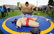 Đừng bỏ lỡ cơ hội trải nghiệm làm võ sĩ sumo miễn phí dịp lễ 30/4 này!