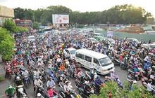 TP HCM: Khuyến khích người dân hạn chế đi xe máy đường dài dịp 30/4