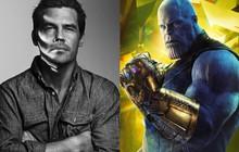 """""""Anh khoai tím"""" Thanos trong phim côn đồ bao nhiêu, ngoài đời sở hữu thần thái gây thương nhớ bấy nhiêu!"""