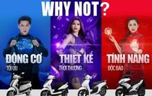 """Xe tay ga Yamaha – Làn gió mới mang tên """"Why Not"""""""