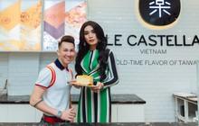 Thưởng thức bánh miễn phí cùng trai đẹp Le Castella Phan Xích Long