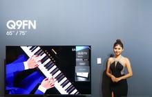 """Samsung ra mắt dòng TV QLED 2018 thế hệ mới: viền siêu mỏng, có khả năng hóa """"vô hình"""" trong không gian nhà"""