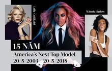 America's Next Top Model: 15 năm vẫn chạy ngon lành!