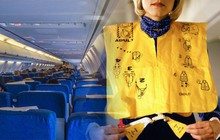 """Sai lầm """"điếng người"""" khi sử dụng áo cứu hộ máy bay mà ít ai nghĩ tới"""