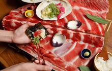 Không ngờ ý tưởng tiết kiệm phần xương cá ngừ lại tạo ra một món ăn độc đáo thế này đây