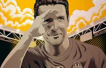 """Nhìn lại hành trình 17 năm thăng trầm của """"Người nhện"""" Buffon và Juventus"""