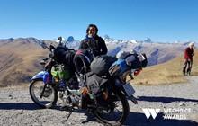 """Trần Đặng Đăng Khoa và chiếc xe máy vòng quanh thế giới: """"Không phải nói đi là mai đi luôn, hành trình đó phải chuẩn bị trong nhiều năm trời"""""""