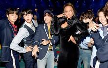 Loạt siêu sao Backstreet Boys, Tyra Banks nhận là fan của BTS và tự hào khoe ảnh chụp cùng nhóm