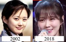"""Đến Dispatch cũng giật mình vì khả năng lão hóa ngược sau 16 năm của """"yêu quái"""" Jang Nara"""