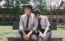 Bộ ảnh cực tình của học sinh trường Đồng Khánh, Huế: Tuổi học trò đẹp và mộng mơ nhiều lắm