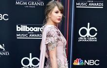 """Taylor Swift bị nhắc nhở vì """"vô duyên"""" đứng nhảy, không cho người khác xem ca nhạc tại Billboard 2018"""