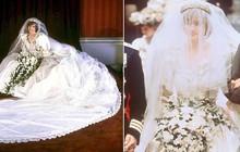 Những chiếc váy cưới đẹp nhất và đi vào lịch sử của Hoàng gia Anh