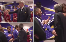 Mourinho và Hazard phớt lờ nhau, không bắt tay trước trận chung kết FA Cup
