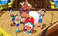 """Đi tìm """"kho báu không bao giờ cạn"""" cùng mèo máy và nhóm bạn trong """"Phim Doraemon: Nobita Và Đảo Giấu Vàng"""""""
