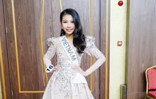 Mới 13 tuổi mà đã cao 1m72, cô bé Việt giành ngay ngôi vị Hoa hậu Hoàn vũ nhí 2018