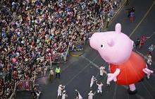 Peppa Pig, nhân vật hoạt hình Anh đã trở thành biểu tượng văn hóa hái ra tiền tại Trung Quốc
