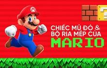 Bí mật về chiếc mũ đỏ và bộ ria mép của Mario - anh thợ sửa ống nước nổi tiếng nhất thế giới