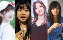 """Nhan sắc thay đổi của 10 thí sinh nữ """"Produce 101"""" bản Trung: Người lột xác ngỡ ngàng, kẻ vẫn bảo toàn nét xinh đẹp"""