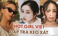 Khi hotgirl Việt không ngại xéo xắt với fan: Một biển muối mặn mà là đây!