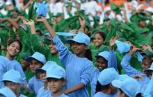 Báo động tình trạng thiếu nhà vệ sinh tại các trường học ở Nam Á