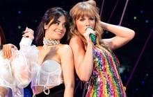 Hậu đi tour chung, Camila Cabello bắt tay cùng Taylor Swift trong album mới