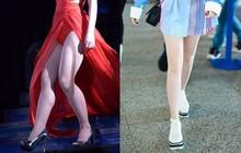 """Từng bị chê """"chân cột đình"""", nhưng mỹ nhân 9X này khiến cả showbiz choáng với hình ảnh khó tin"""