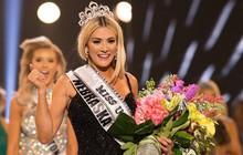 Mỹ nhân cao 1,65m đăng quang Hoa hậu Mỹ 2018