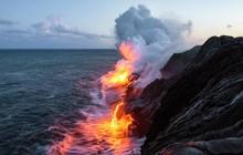 Núi lửa phun trào tại Hawaii đang giúp hòn đảo này ngày càng trương nở, nhưng lại cực kỳ nguy hiểm
